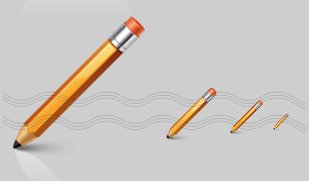 Pencil Icon, Edit Document