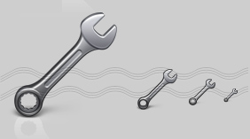 Wrench Icon, Spanner