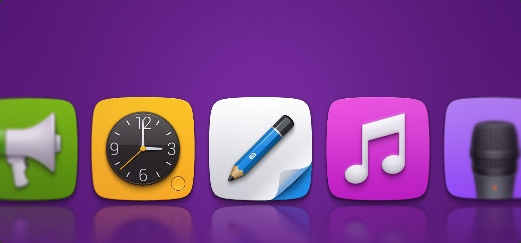 Icondrawer Free Stock Icons For Mac Os X Software Web Design